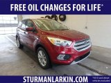 2019 Ruby Red Ford Escape SE 4WD #131964500