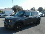 2019 Granite Crystal Metallic Jeep Renegade Latitude #131964650