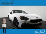 2017 Fiat 124 Spider Abarth Roadster