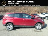 2019 Ruby Red Ford Escape SE 4WD #131981266