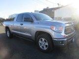 2014 Magnetic Gray Metallic Toyota Tundra SR5 Double Cab #131998274