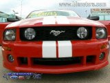 2008 Ford Mustang ROUSH Stage 1 Coupe Data, Info and Specs