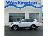 2019 Platinum White Pearl Honda CR-V EX-L #131998215