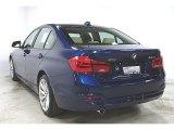 2018 Mediterranean Blue Metallic BMW 3 Series 320i xDrive Sedan #131998204