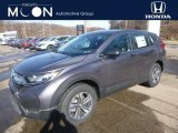 2019 Modern Steel Metallic Honda CR-V LX AWD #132012556