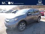 2019 Modern Steel Metallic Honda CR-V EX-L AWD #132012555