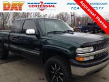 2001 Chevrolet Silverado 1500 Woodland Green