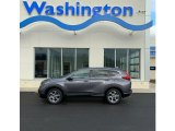 2019 Modern Steel Metallic Honda CR-V EX AWD #132012477