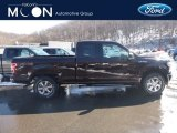 2019 Magma Red Ford F150 XLT SuperCab 4x4 #132012582