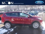 2019 Ruby Red Ford Escape SEL 4WD #132012579