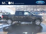 2019 Agate Black Ford F150 XLT SuperCrew 4x4 #132012577