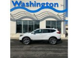 2019 Platinum White Pearl Honda CR-V EX-L AWD #132012472