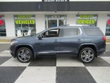2018 Blue Steel Metallic GMC Acadia Denali AWD #132012622