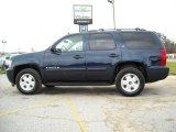 2009 Dark Blue Metallic Chevrolet Tahoe LT XFE #13176163