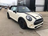 2019 Pepper White Mini Convertible Cooper S #132068446