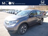 2019 Modern Steel Metallic Honda CR-V LX AWD #132073215
