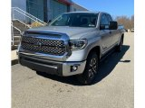 2019 Cement Toyota Tundra SR5 Double Cab 4x4 #132073180