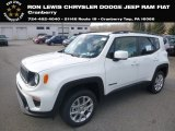 2019 Alpine White Jeep Renegade Latitude 4x4 #132073168