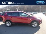 2019 Ruby Red Ford Escape Titanium 4WD #132073223