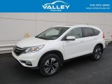 2016 White Diamond Pearl Honda CR-V Touring AWD #132089576