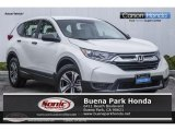2019 Platinum White Pearl Honda CR-V LX #132089696