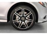 Mercedes-Benz CLS 2018 Wheels and Tires
