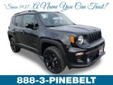 2019 Black Jeep Renegade Altitude 4x4 #132109488