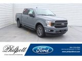 2019 Abyss Gray Ford F150 XLT SuperCrew #132109562