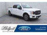 2019 Oxford White Ford F150 XLT SuperCrew #132109561