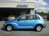 2008 Surf Blue Pearl Chrysler PT Cruiser LX #13176243