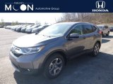 2019 Modern Steel Metallic Honda CR-V EX AWD #132128985