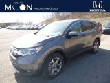 2019 Modern Steel Metallic Honda CR-V EX-L AWD #132128984