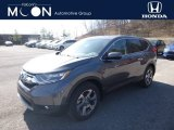 2019 Modern Steel Metallic Honda CR-V EX-L AWD #132128983