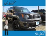 2019 Granite Crystal Metallic Jeep Renegade Sport 4x4 #132128760