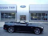 2017 Shadow Black Ford Mustang GT Premium Convertible #132129019
