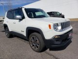 2016 Alpine White Jeep Renegade Limited 4x4 #132128839