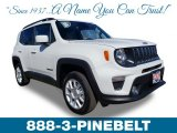 2019 Alpine White Jeep Renegade Latitude 4x4 #132128827