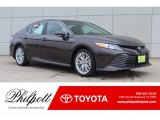 2019 Brownstone Toyota Camry XLE #132156023