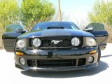 2007 Black Ford Mustang ROUSH Stage 3 Blackjack Coupe #13163783