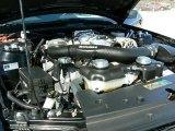 2007 Ford Mustang ROUSH Stage 3 Blackjack Coupe 4.6 Liter Roush Supercharged SOHC 24-Valve VVT V8 Engine