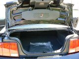 2007 Ford Mustang ROUSH Stage 3 Blackjack Coupe Trunk