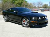 2007 Ford Mustang Black