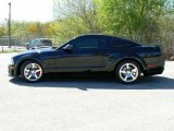 2007 Ford Mustang ROUSH Stage 3 Blackjack Coupe Exterior