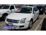 2008 White Suede Ford Fusion SE V6 #13163989