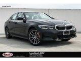 2019 Black Sapphire Metallic BMW 3 Series 330i Sedan #132173424