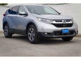 2019 Lunar Silver Metallic Honda CR-V EX #132181657