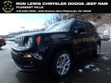 2018 Black Jeep Renegade Latitude 4x4 #132188498