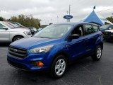2019 Lightning Blue Ford Escape S #132188556