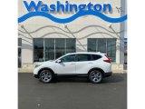 2019 Platinum White Pearl Honda CR-V EX AWD #132188441