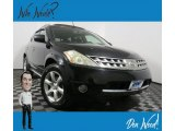 2007 Super Black Nissan Murano SE AWD #132188520